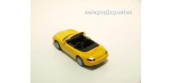 Porsche 911 Cabriolet escala 1/72 Cararama sin caja coche miniatura metal