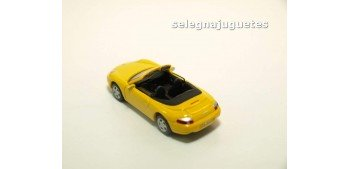 Porsche 911 Cabriolet escala 1/72 Cararama sin caja coche