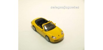 coche miniatura Porsche 911 Cabriolet escala 1/72 Cararama sin