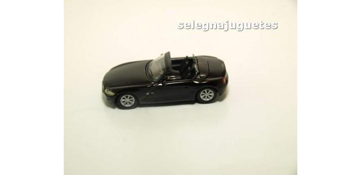 Bmw Z4 Cabriolet escala 1/72 Cararama sin caja coche miniatura metal