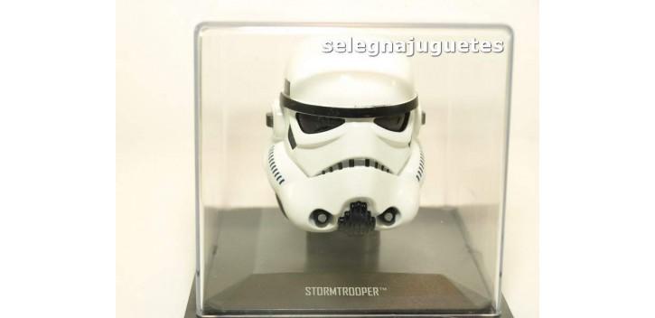 Stormtrooper (casco miniatura) - Star Wars - Planeta de Agostini