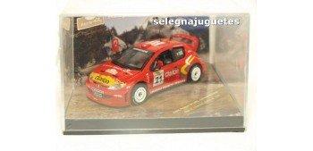 Peugeot 206 WRC Panizzi escala 1/43 Vitesse 43006