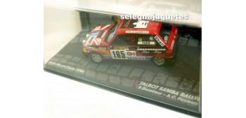 coche miniatura Talbot Samba Rallye - Montecarlo 1984 -