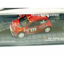 "<p>MODELO:<strong>Fiat Punto S1600 - Rally Cataluña 2001 - A. Dallavilla - D. Fappani</strong></p><p>FABRICANTE: <strong>IXO</strong></p><p>ESCALA - SCALE - ECHELLE - MABSTAB: <strong>1/43 - 1:43</strong></p><p><strong style=""font-style:normal;line-height:1.5em;font-family:Raleway, sans-serif;font-size:11.2px;"">Ver más<a class=""btn btn-default"" href=""https://www.selegnajuguetes.es/es/coches-a-escala/"">coches a escala</a></strong><strong style=""font-style:normal;line-height:1.5em;font-family:Raleway, sans-serif;font-size:11.2px;"">Ver más<a class=""btn btn-default"" href=""https://www.selegnajuguetes.es/es/por-escalas/escala-1-43/"">1/43 - 1:43</a></strong></p>"
