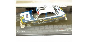 Peugeot 504 - Rally Safari 1976 - Nicolas escala 1/43 Ixo