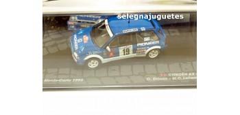 Citroen AX GTI - Montecarlo 1993 - Driano escala 1/43 Ixo
