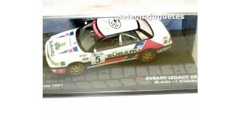 Subaru Legacy Rs - Suecia 1991 - Alen escala 1/43 Ixo