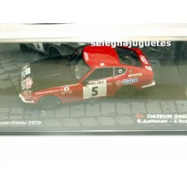 """<p>MODELO:<strong>Datsun 240Z - Rally Montecarlo 1972 - R. Aaltonen - J. Todt</strong></p><p>FABRICANTE: <strong>IXO</strong></p><p>ESCALA - SCALE - ECHELLE - MABSTAB: <strong>1/43 - 1:43</strong></p><p><strong style=""""font-style:normal;line-height:1.5em;font-family:Raleway, sans-serif;font-size:11.2px;"""">Ver más<a class=""""btn btn-default"""" href=""""https://www.selegnajuguetes.es/es/coches-a-escala/"""">coches a escala</a></strong><strong style=""""font-style:normal;line-height:1.5em;font-family:Raleway, sans-serif;font-size:11.2px;"""">Ver más<a class=""""btn btn-default"""" href=""""https://www.selegnajuguetes.es/es/por-escalas/escala-1-43/"""">1/43 - 1:43</a></strong></p>"""