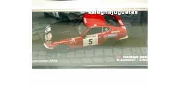 Datsun 240Z - Montecarlo 1972 - Aaltonen escala 1/43 Ixo