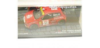 Fiat Punto S1600 - San Remo 2003 - Baldacci escala 1/43 Ixo