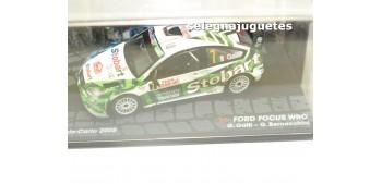 Ford Focus - WRC Montecarlo 2008 - Galli escala 1/43 Ixo