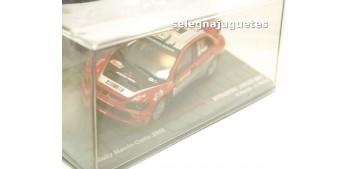 Mitsubishi Lancer - WRC Montecarlo 2005 - Panizzi escala 1/43 Ixo