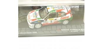 Toyota Corolla - Wrc Montecarlo 1998 - C. Sainz - L. Moya escala 1/43 Ixo