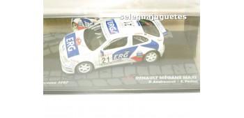 Renault Mégane Maxi - Rally San Remo - P. Andreucci escala 1/43 Ixo