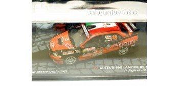 Mitsubishi Lancer RS Evo IX - Montecarlo 2011 - Ogliari escala 1/43 Ixo
