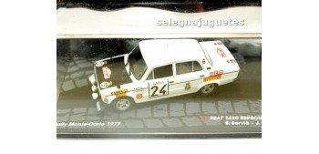 coche miniatura Seat 1430 especial 1800 - Montecarlo 1977 -
