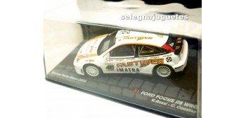 Ford Focus Rs WRC - Rally Monza Show - Rossi escala 1/43 Ixo