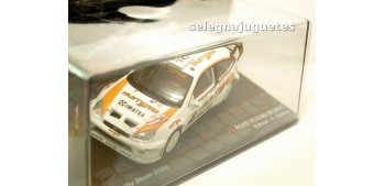 coche miniatura Ford Focus Rs WRC - Rally Monza Show - Rossi