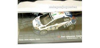 Fiat Grande Punto S2000 - 1000 Miglia 2006 - Andreucci escala 1/43 Ixo Ixo