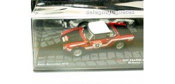 Fiat Abarth 124 Rally - San Remo 1973 - Verini escala 1/43 Ixo