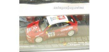 Citroen Xsara Kit Car - Cataluña 1999 - Bugalski Espejo suelto escala 1/43 Ixo