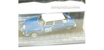 Citroen Ds 21 - Montecarlo 1966 - Toivonen escala 1/43 Ixo