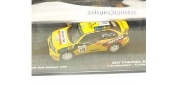 Seat Cordoba WRC - Nueva Zelanda 1999 - Gardemeisiter escala 1/43 Ixo
