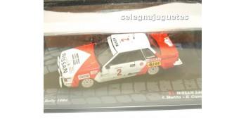 Nissan 240RS - Safari 1984 - Mehta escala 1/43 Ixo