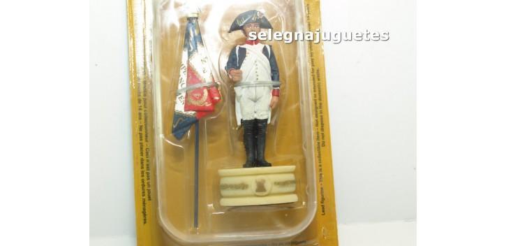 Porta Estandarte Soldado Miniatura 1/30