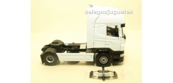 Cabeza Tractora Camión Scania escala 1/43