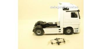 Cabeza Tractora Camión Mecedes Actros escala 1/43