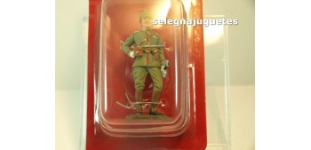 Soldado Guardia Prusiana 1914 Miniatura escala 54 mm
