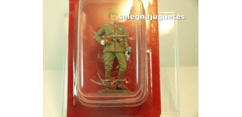 lead figure Soldado Guardia Prusiana 1914 Miniatura escala 54 mm