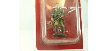 lead figure Soldado Ruso 1914 Miniatura escala 54 mm