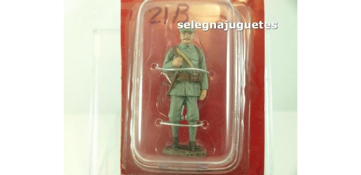 Cazador de Montaña Austria 1917 Miniatura escala 54 mm