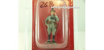 lead figure Oficial Uhlans 1914 Miniatura escala 54 mm
