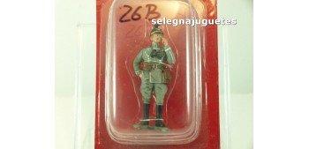 Oficial Uhlans 1914 Miniatura escala 54 mm