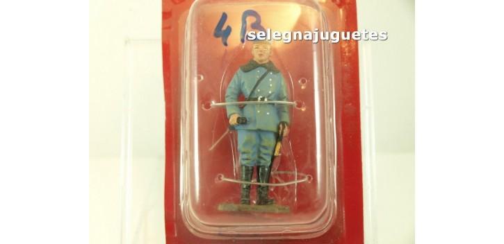 Oficial Caballeria Austria Miniatura escala 54 mm