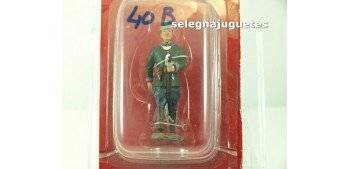 Feldgendarme Aleman 1914 Miniatura escala 54 mm