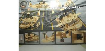 Sluban B0509 Helicoptero de rescate