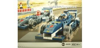 Sluban F1 Grand Prix M38-B0355