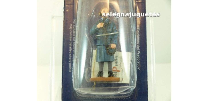 Leading aircraftwoman fighter command uk 1943 del prado 54mm Soldado Plomo 54 mm Del Prado