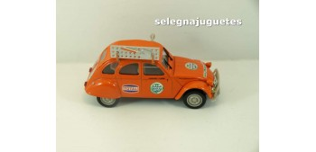 Citroen 2CV Total escala 1/43 Norev