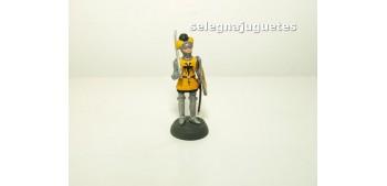 lead figure SOLDADO GERMANO SIGLO XV - SOLDADO PLOMO - 1/32