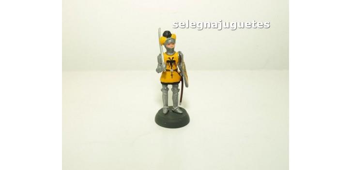 soldado plomo SOLDADO GERMANO SIGLO XV - SOLDADO PLOMO - 1/32