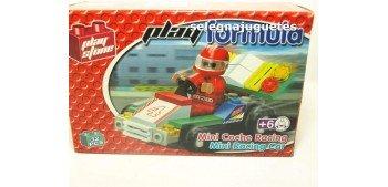 Mini coche de Formula 1 juego de Bloques 32 Piezas Play Stone