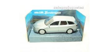 Alfa Romeo 159 SW gris escala 1/43 Mondo Motors