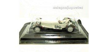 miniature car Mercedes Benz Sskl 1931 Yat ming 1/43