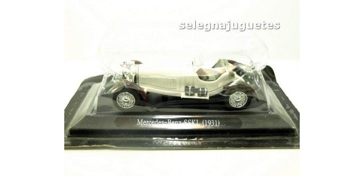 Mercedes Benz Sskl 1931 Yat ming 1/43