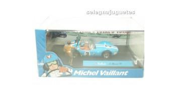 miniature car Michel Vaillant Le Mans 1961 escala 1/43 Ixo